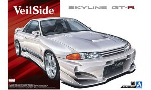 1:24 Scale Veilside Combat Nissan Skyline R32 BNR32 Model Kit #184