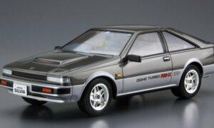 1:24 Scale Aoshima Nissan Silvia Gazelle S12 Model Kit #83p