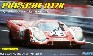 1:24 Scale Porsche 917K 1970 LeMans Winner Model Kit #809 VERY RARE
