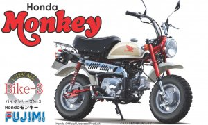 1:12 Scale Honda Monkey Bike Model Kit #918