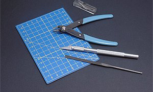 Italeri Starter Tool Set for Making All Model Kits #1121
