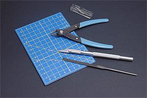 Italeri Starter Tool Set for Making All Model Kits #1121