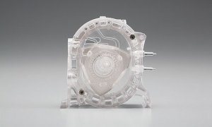 1:5 Scale Mazda Rotary Wankel Engine Spirit MSP Model Kit #524