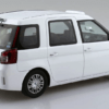 1:24 Scale Aoshima Toyota Japanese Taxi NTP10 Super White II Model Kit #09