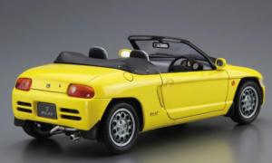 1:24 Scale Aoshima Honda Beat PP1 1991 Model Kit #39p