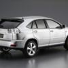 1:24 Scale Aoshima Toyota Harrier / Lexus RX300  Premium L Model Kit #104p