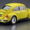 1:24 Scale Aoshima Volkswagen VW Beetle 1303S 1973 Model Kit #72p