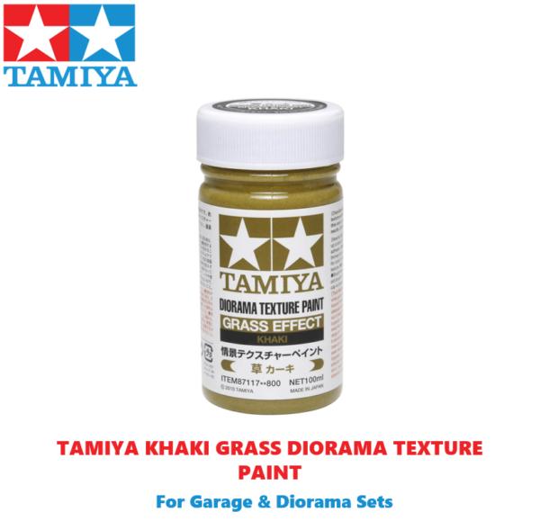 Tamiya Khaki Grass Paint #1174