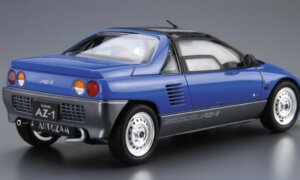 1:24 Scale Aoshima Mazda AZ-1 PG6SA 1992 Model Kit #38
