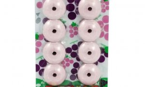 JDM Whistle Candy - Grape Flavour Fue Ramune #1141