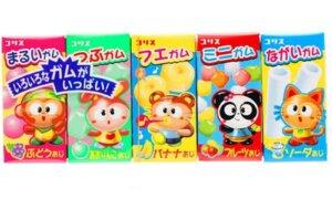 JDM Gum Gum5 Assorted Chewing Gum Koris Brand #1133