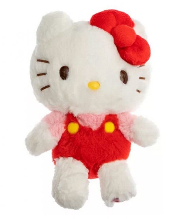 JDM Hello Kitty Car Dashboard Soft Toy Mascot #1156