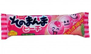 JDM Peach Soft Centre Chewing Gum #1137