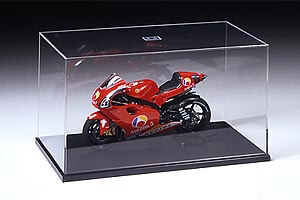 1:12 Scale Display Case [ Empty ] for Motorcycles #1172