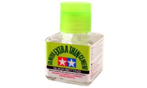 Tamiya Glue Cement For Making Model Kits EXTRA THIN QUICK SET