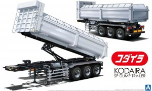 1:32 Scale Kodaira Dump Trailer - 40 foot *NEW* #1186p