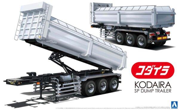 1:32 Scale Kodaira Dump Trailer - 40 foot *NEW* #1186p