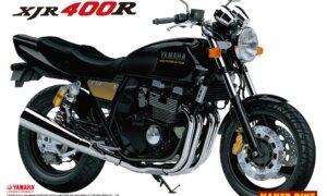 1:12 Scale Yamaha XJR400R Model Kit #1077