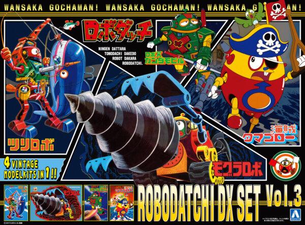 Robodachi DX Set JDM Model Set Kit #1108