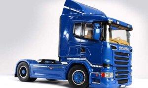 Tamiya Model Paint Royal Blue 10ml Jar #1187
