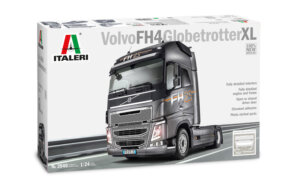1:24 Scale Italeri Volvo FH16 XL '14 Truck Tractor Unit #1206