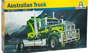 1:24 Scale Italeri Australian Long Range Classic Truck Tractor Unit #1202