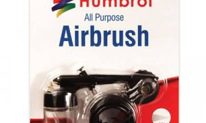 Humbrol Airbrush Paint Starter Kit #1182
