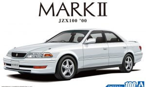 1:24 Toyota Mark II Tourer JZX100 Model Kit #99