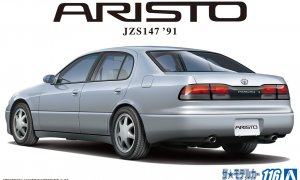 1:24 Scale Toyota Lexus Aristo GS300 JZS147 Model Kit #