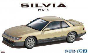 1:24 Scale Nissan Silvia PS13 K's 1991 Model Kit #