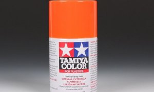 Tamiya Spray Paint Cans For Models - Select Colour From List