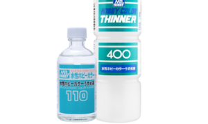 Mr Hobby Paint Thinner For Aqueous Paints We Sell 110ml/400ml #2067 / #2108