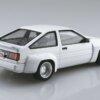 1:24 Scale Aoshima Toyota AE86 Corolla Levin TRD 1983 Model Kit #1215p