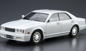 1:24 Scale Aoshima Nissan Cedric Gloria V30 Y32 Twin Cam Kit #91