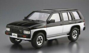 1:24 Scale Aoshima Nissan Terrano D21 V6 3.0 Model Kit #105p