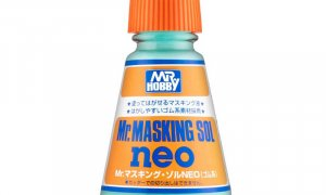 Mr Hobby Masking Sol NEO Solution For Making Model Kits #2063