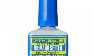 Mr Hobby Decal Application - Mr Mark Setter #2064