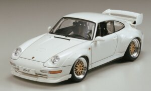 1:24 Scale Tamiya Porsche 911 GT2 Model Car Kit #1444p