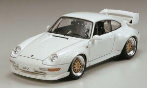 1:24 Scale Tamiya Porsche 911 GT2 Model Car Kit #1444p