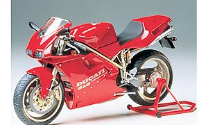 1:12 Scale Ducati 916 Model Bike Kit #1243