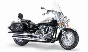 1:12 Scale Yamaha Roadstar XV1600 Custom Model Bike Kit #1242