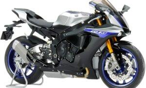 1:12 Scale Tamiya Yamaha YZF R1M Model Bike Kit #1269p