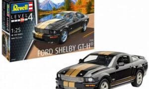 1:25 Scale Revell Ford Mustang Shelby GT-H Model Car Kit #1264P