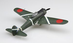 1:72 Scale Fujimi Nakajima Hayabusa Type Ki-43 Fighter Plane Model Kit #1392p