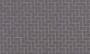 Diorama / Scene Setting GREY Brick Pattern Sheet for 1:24/1:12 Scale Scenes #1259