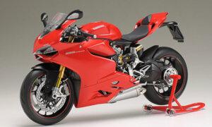 1:12 Scale Ducati Panigale 1199 S Model Bike Kit #