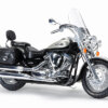 1:12 Scale Tamiya Yamaha Roadstar XV1600 Custom Model Bike Kit #1242