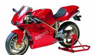 1:12 Scale Tamiya Ducati 916 Model Bike Kit #1243