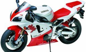1:12 Scale Tamiya Yamaha YZF R1 Model Bike Kit #1275