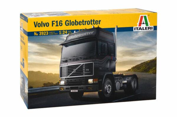 1:24 Scale Italeri Volvo F16 Truck Model Kit #1519